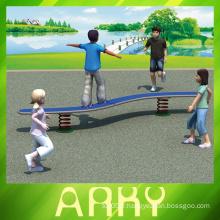 Parc d'attractions en plein air ou en extérieur S-balance plate