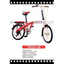 Bicicleta dobrável / bicicleta dobrável / bicicleta dobrável