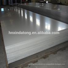Placa de aluminio 3105