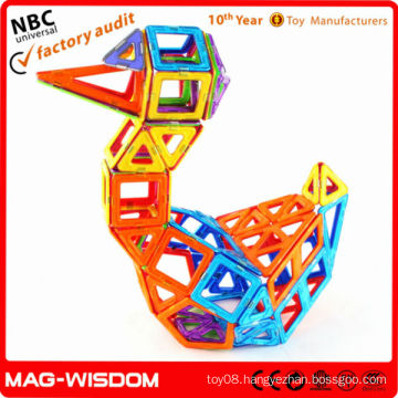 Magnetic Panels DIY Toy