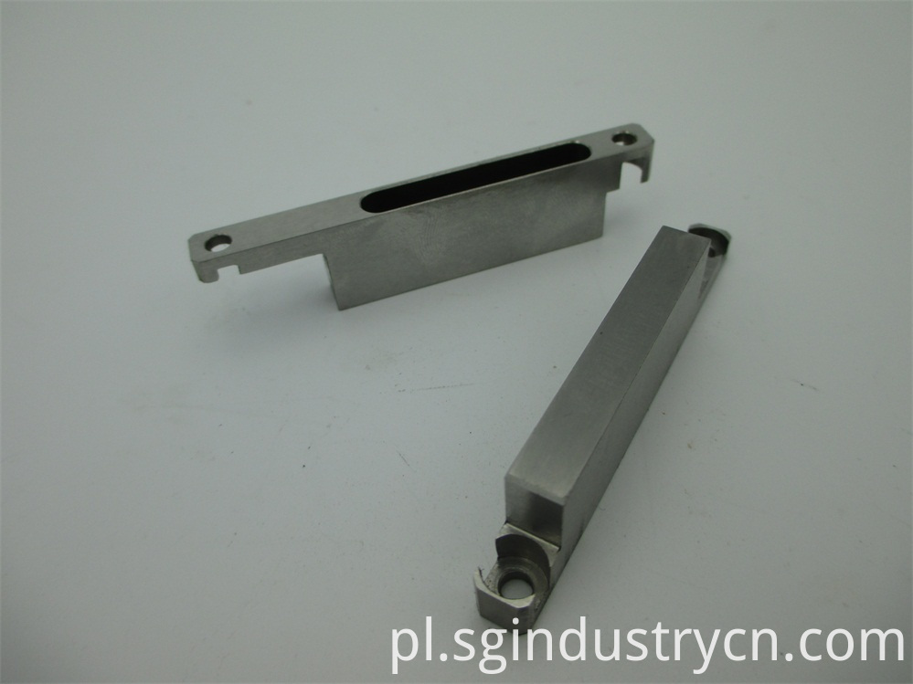 Milling Stainless Steel Parts