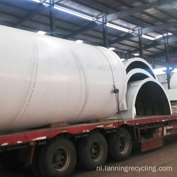 Lanning afvalband Recyclingmachine