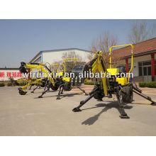 2014 Runshine Professional manufacturer of mini towable backhoe
