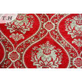 Dubai Red Tapestry Sofa Fabric 310GSM (fth31804)