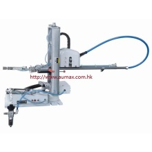 Robot Arm for Vertical Injection Machine