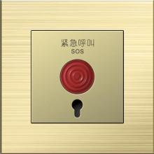 Emergency Call Switch for Hotel Use