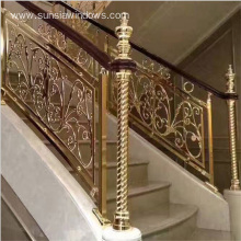 Aluminum Stair Baluster Railing