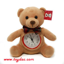 Plush Alarm Clock Bear