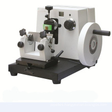 Medical Pathology Bench Top Automatic Rotary Microtome Machine