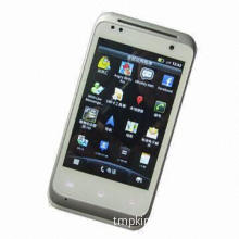 GPS Mobile Phone with Large 3.6-inch HD Touch Screen and Smart 2.3.6 Operating System