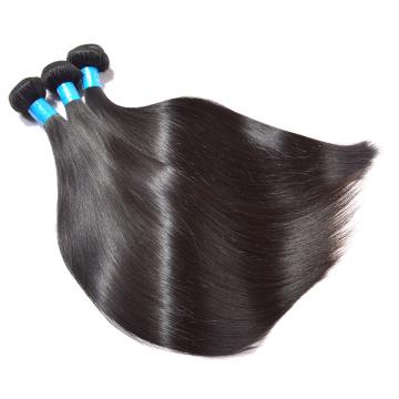 Cheap Price 100% Durable Remy Brazilian Human Hair Extension Dropshipping Ponytail 100% Virgin Brazilian Hair Weave Grade 11a