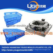 Zhejiang taizhou huangyan moulure de récipient de stockage et 2013 La nouvelle boîte à outils en plastique d'injection de plastique mouldyougo moule