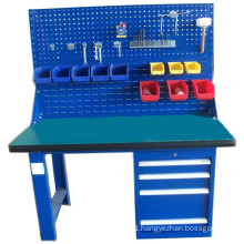 Heavy Duty Tools Bench Work Table with Tool Cabinet