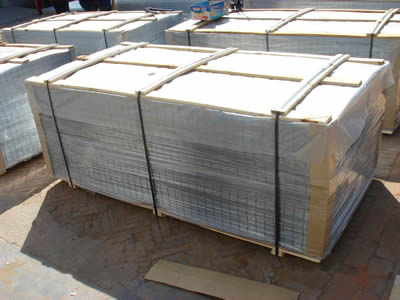 welded panel package