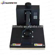 38*38 T-shirt heat press machine, flatbed sublimation machine certified by Alibaba