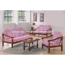 Ensemble de canapé en bois, ensemble de canapé