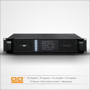 Amplificador de potencia profesional 2350 * 2 Amplificador SMPS para escenario