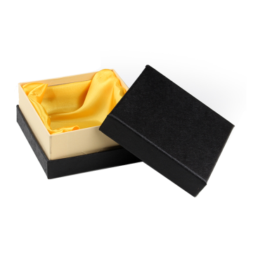 Luxury Matte Paper Display Box untuk Perhiasan