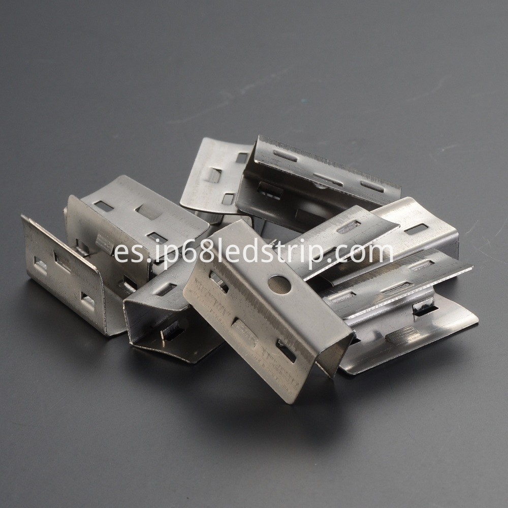 LED Strip Light Bracket