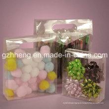 China fabricante modificado para requisitos particulares diversas formas claro del PVC/PP/PET caja de plástico (paquete doble)