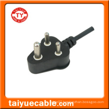 South Africa Power Cord/Kettle Power Cable /Cooking Power Cable