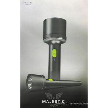 388lm Super Helligkeit 18650 Akku Wiederaufladbare LED Taschenlampe