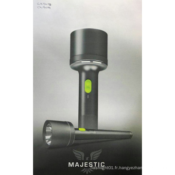 388lm Super Brightness 18650 Batterie Rechargeable LED Torch