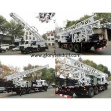 C400ZYII Équipement de forage à camion