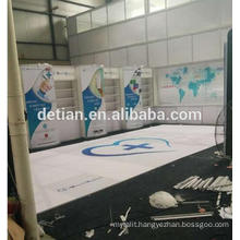 Detian Display custom portable trade show booth ideas, booth stand design from Shanghai booth factory