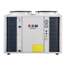 Petroleiro de poupança de energia do grande permutador de calor da capacidade 36kW de Eco - ar de poupança de energia para molhar a bomba da piscina
