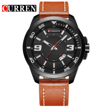 high quality alloy quartz watch 3 atm water resistant tested