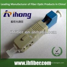 Adaptateur fibre optique mâle SC multimode monopuce