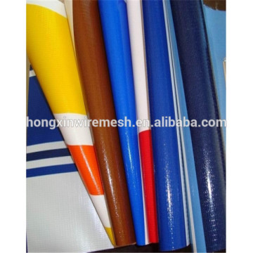 pvc tarpaulin in standard size for truck cover