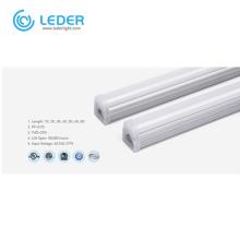 LEDER Aluminium PC 6000K 30W 1ft Led Tube Light