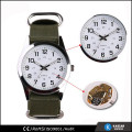good quality fabric strap watch, Chinese watch