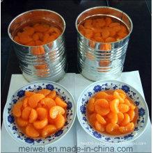 Лучшие продажи консервированных мандаринов с 3000г