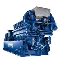 Grupo de generador de energía del motor del gas de Mwm (3000kw-4300kw)