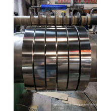 304 bandes d'acier inoxydable 2B