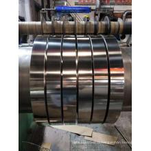 304 2B tiras de aço inoxidável