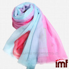 Two Tone Pashmina Shawl