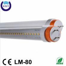 Alto brilhante 100lm / w ul dlc listados 0,6m tube8 conduziu o tubo de luz