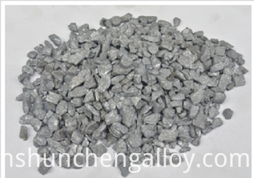 Silicon-barium alloy