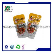 Kundenspezifische Heat Seal Vacuum Beef Jerky Bag