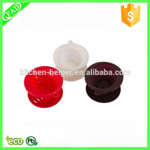 Food grade top quality silicone coffee dripper