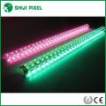 couvercle transparent cylindre d'amusement led pixel numérique bar barre de lumière