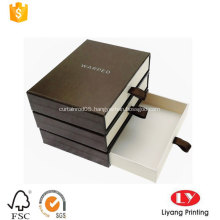 Drawer Sleeve Sliding Custom Bow Tie Box