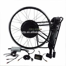 Top bicicleta à prova d 'água Quente 48 V 700c DIY bicicleta elétrica kit de conversão de motor made in China