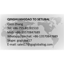 Hebei Qinhuangdao Sea Freight to Portugal Setubal