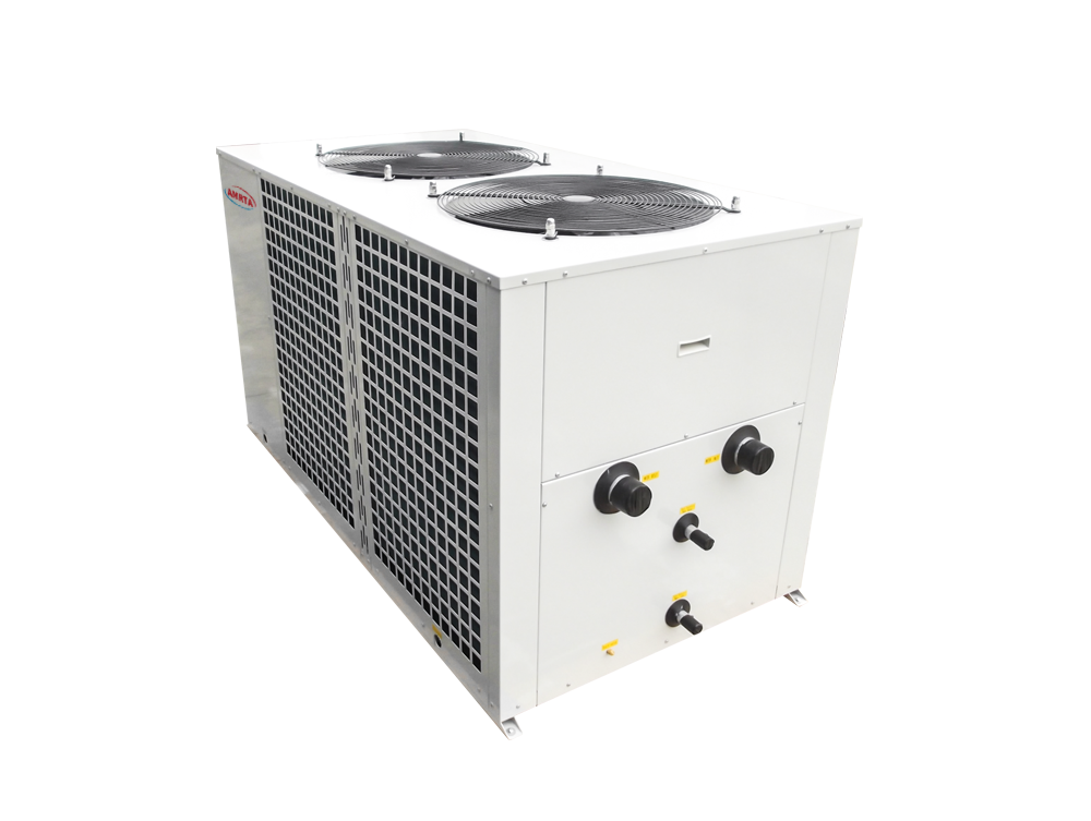 Portable Dairy Cooled Water Chiller