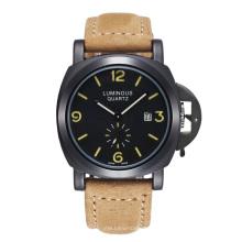 Многофункциональный Качество Световой Моды Спортивные Мужчины Мода Большой Циферблат Военные Водонепроницаемые Часы